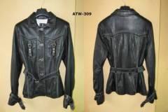Модные, удобные кожаные куртки для.
